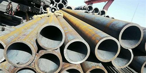 威海焊管生产车间