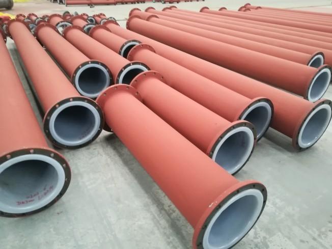 衬塑管生产厂家贵州稀硝酸管道