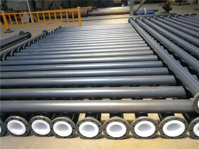 衬塑管生产厂家兰州衬塑管件