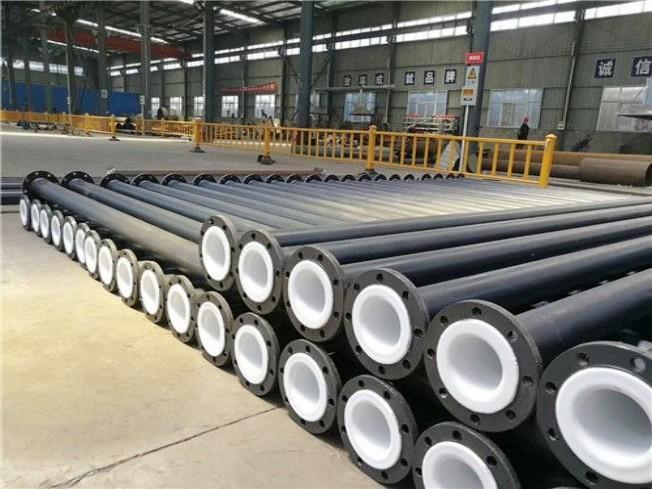 衬塑管生产厂家上海衬塑管道