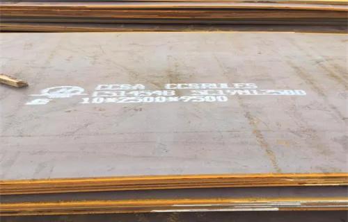 舟山q420gjc高建钢厂家定做