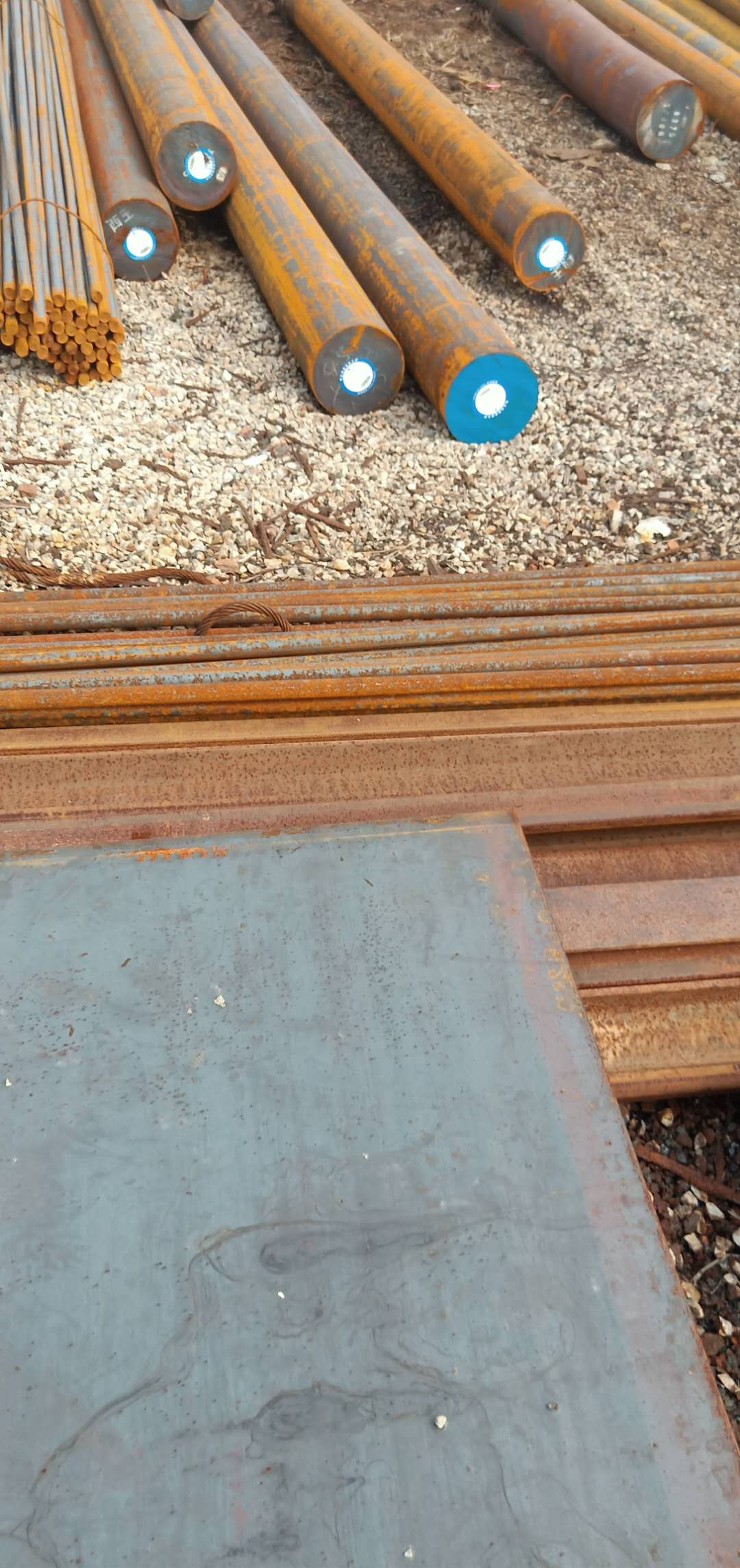 银川NM500耐磨钢板切割打孔