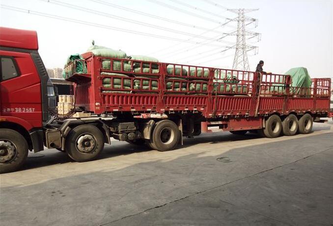 封开县直达咸安物流公司供回程货车