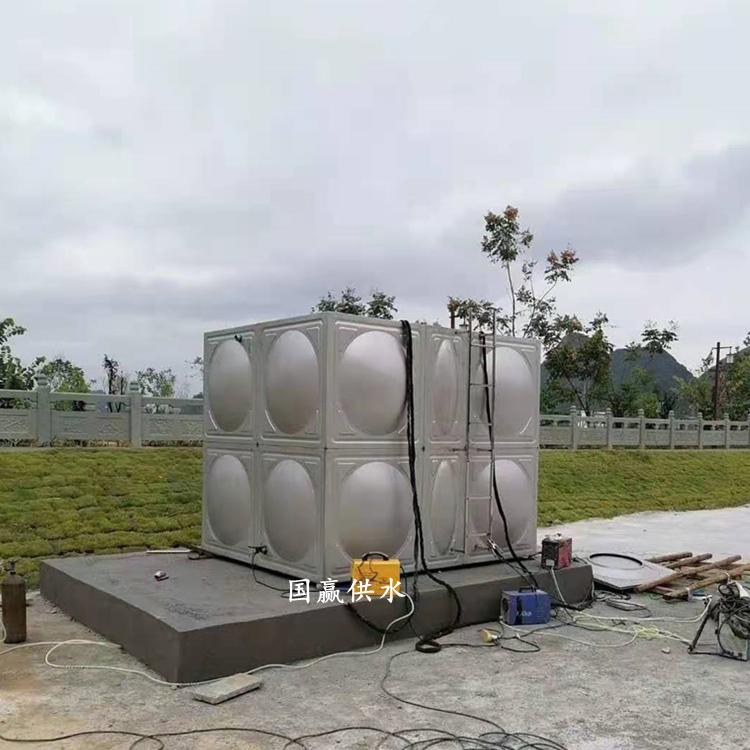宜宾白钢水箱厂家
