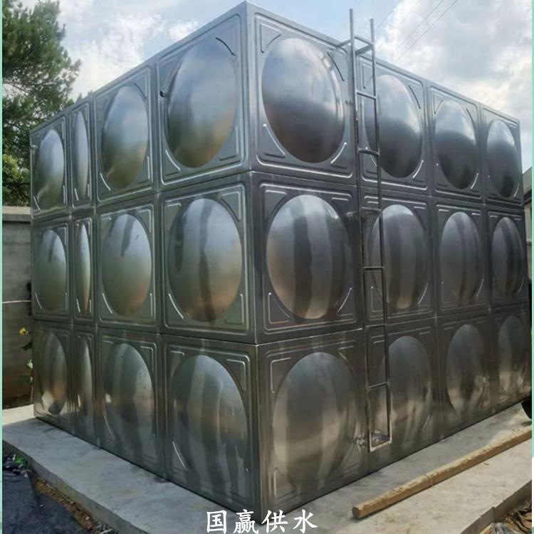 宜宾不锈钢焊接水箱安装