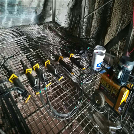 六盘水汉白玉开采设备-劈石器